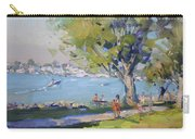 At Tonawanda Park By The River Carry-all Pouch