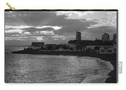 Atardecer Blanco Y Negro Carry-all Pouch