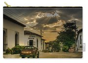 Atardecer Suchitoto Carry-all Pouch