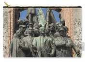 Ataturk Statue Carry-all Pouch