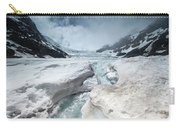 Athabasca Glacier, Alberta, Canada Carry-all Pouch