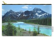 Athabasca River Carry-all Pouch