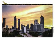 A Summer Night In Atlanta Carry-all Pouch