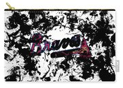 Atlanta Braves 1d Carry-all Pouch