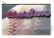 Atlanta Braves Carry-all Pouch