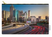 Atlanta Downtown Lights Carry-all Pouch