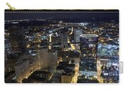 Atlanta Georgia At Night Carry-all Pouch