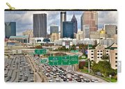 Atlanta Georgia Thrives Carry-all Pouch