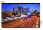 Atlanta Interstate I-85 By Night Carry-all Pouch