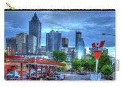 Atlanta Landmark The Varsity Art Carry-all Pouch
