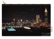 Atlanta Night Skyline Carry-all Pouch