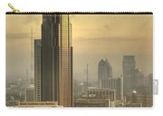 Atlanta Skyline At Dusk Carry-all Pouch