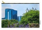 Atlanta Skyline From Atlanta Botanical Garden Carry-all Pouch