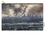 Atlanta Skyline Panoramic Carry-all Pouch