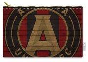 Atlanta United Barn Door Carry-all Pouch