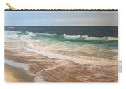 Atlantic Beach Waves Carry-all Pouch