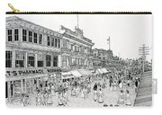 Atlantic City Boardwalk 1900 Carry-all Pouch