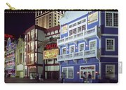 Atlantic City Boardwalk At Night Carry-all Pouch