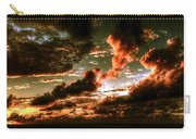 Atlantic Ocean Sunset-1 Carry-all Pouch