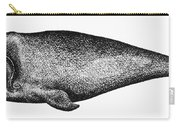 Atlantic Right Whale Carry-all Pouch