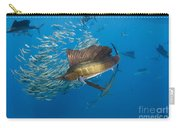 Atlantic Sailfish Hunting Carry-all Pouch