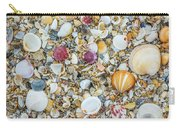 Atlantic' Shells Color Carry-all Pouch