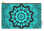 Atlantis Stained Glass Carry-all Pouch