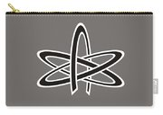 Atom Of Atheism Carry-all Pouch