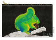 Atomic Squirrel Carry-all Pouch