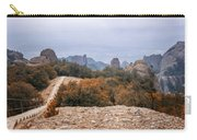 Atop Sant Jeroni Carry-all Pouch