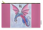 Attack Of The Dragon Carry-all Pouch
