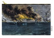 Attack On Fort Sumter Carry-all Pouch