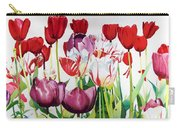 Attention Carry-all Pouch by Elizabeth Carr