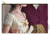 Attractive Regency Couple Carry-all Pouch