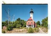 Au Sable Point Lighthouse Carry-all Pouch