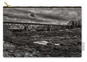 Auburn Lewiston Railway Bridge Carry-all Pouch