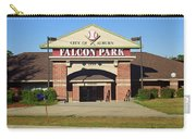Auburn, Ny - Falcon Park Carry-all Pouch