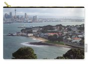 New Zealand - Picturesque Devonport Beach Carry-all Pouch