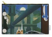 Audi Gaudi - The Retro Of The Future Carry-all Pouch
