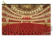 Auditorium Of The Great Theatre - Opera Carry-all Pouch