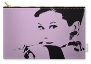 Audrey Pink Carry-all Pouch