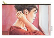 Audrey Tautou Carry-all Pouch