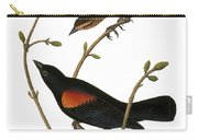 Audubon: Blackbird Carry-all Pouch