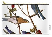 Audubon: Bluebirds Carry-all Pouch