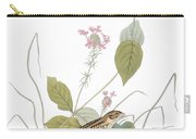 Audubon: Bunting Carry-all Pouch