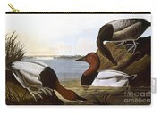Audubon: Canvasback, 1827 Carry-all Pouch