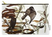 Audubon: Crow Carry-all Pouch by Granger