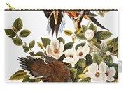 Audubon: Dove Carry-all Pouch