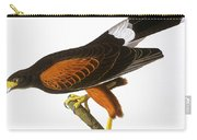 Audubon: Hawk, 1827 Carry-all Pouch