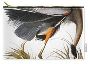 Audubon Heron Carry-all Pouch